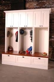 wooden storage lockers furniture awesome white wooden mudroom lockers with opened clothing how to build wood wooden storage lockers