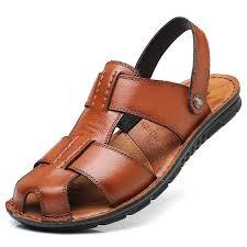 <b>Large Size</b> Fashion <b>Men's Sandals</b>