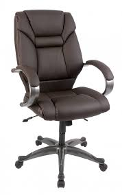 leather office chair. Galloway Leather Office Chair