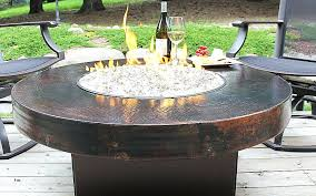 fire pit bowl beautiful pits for your home furniture design propane glass amp