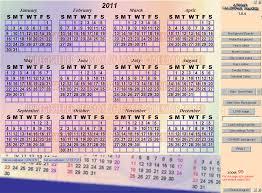 Clander Maker Download Asman Calendar Maker 2 0 0 1