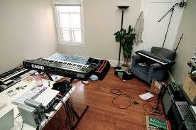 Bedroom Recording Studio Photo   1