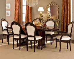 classic dining room chairs. Classic Style Dining Set Made In Italy 33D491 Room Chairs