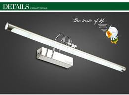 6w 8w led wall lamp sconces mirror light bathroom lights lamps painting makeup lights stainless