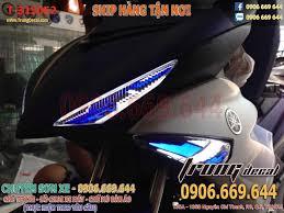 FULL BỘ ĐÈN LED AUDI MẮT CÚ XE EXCITER 150 - ĐỘ LED AUDI XE EX 150 -