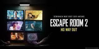 Kinofinder - ESCAPE ROOM 2: NO WAY OUT ...