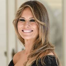 The Weekend Hair Style melania trump opted for an elegant loose updo in tokyo beauty 2540 by wearticles.com