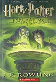 harry potter and the half blood prince book 6