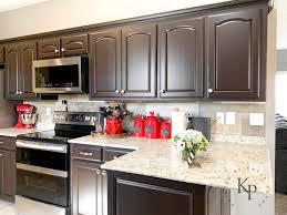 Espresso Cabinets Kitchen Design Dark Brown Cabinets Espresso Cabinets Espresso Painted