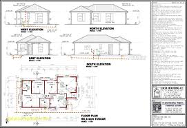 two bedroom house plans in south africa