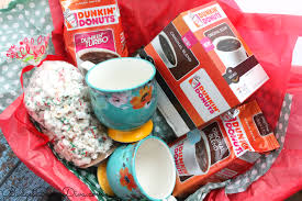 We filled the basket with flavored coffees, cute teas, a travel mug, a fun coffee mug, and a package of their favorite shortbread tea biscuits. Diy Making The Ultimate Coffee Gift Basket Budget Savvy Diva