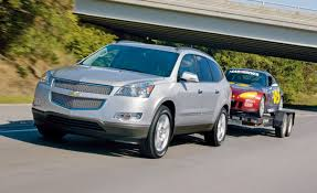 Chevrolet Traverse | Feature | Features | Car and Driver