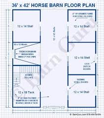 horse barn layout any style any size from ont to practical we