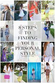 8 STEPS TO FINDING YOUR PERSONAL STYLE ...