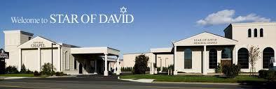 star of david memorial chapels