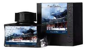 <b>Флакон чернил City Fantasy</b> 50мл: Taegeuk Blue | www.gt-a.ru
