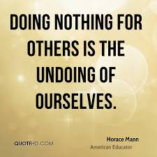 Horace Mann Quotes QuoteHD Interesting Horace Mann Quotes