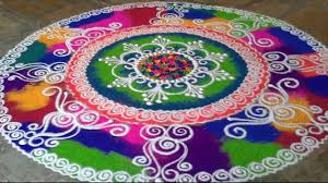 Rangoli Designs Images For Sankranthi