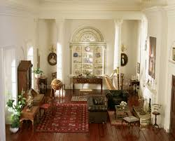 Pillars For Home Decor Interior Classic And Wood Accented Interior Ideas Annsaticcom