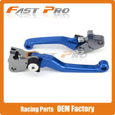 <b>CNC Pivot</b> Foldable <b>Clutch Brake</b> Lever For YZF YZF250 YZF450 ...
