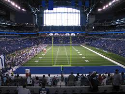 Lucas Oil Stadium Kenny Chesney Concert Seating Chart Lucas Oil Stadium View From Lower Level 227 Vivid Seats