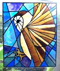 easy stained glass patterns free