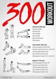 300 workout for the morning more wod crossfit spartan bodyweight workout beginner
