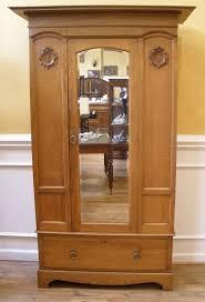 english antique armoire antique. Mirrored+Wardrobe+Armoire | Antique English Oak Victorian Mirrored Wardrobe, Armoire. From Armoire E