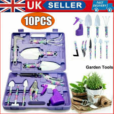 5 10pcs gardening tools set diy