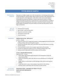 Resume Subject Line Resume Online Builder