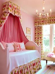 Of Little Girls Bedrooms Pink Curtains For Little Girls Bedroom