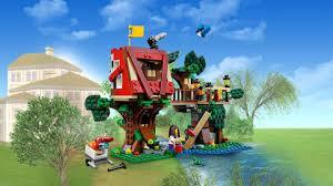 BOTH  LEGO Friends Oliviau0027s Tree House 1875  Christmas Wish Walmart Lego Treehouse