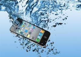 Image result for electronic device drop in water