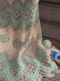 Ripple Afghan Pattern Free Best Grannies And Ripples Afghan Free Crochet Pattern ⋆ Crochet Kingdom