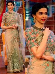 Deepika Padukone Designer Name 13 Gorgeous Designer Blouses Worn By Deepika Padukone