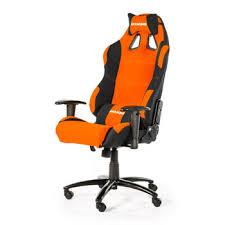 chair uk. akracing prime gaming chair in orange/black suitable for home \u0026 office : image 1 uk