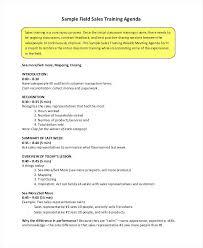 Editable Formal Meeting Agenda Template Free Download Format