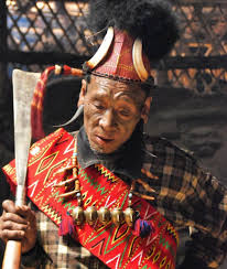 meeting the last surviving headhunters of nagaland global konyak headhunter man