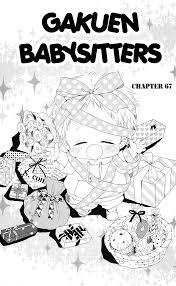 Babysitters Online Free Gakuen Babysitters Vol 12 Ch 67 Page 2 Read Gakuen Babysitters Manga