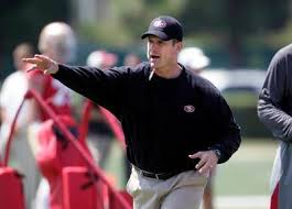 Jim Harbaugh S Nfl Coaching Career Began With Oakland Raiders The