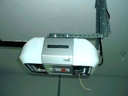 garage door sensor wire chamberlain opener diagram laser genie safety beam sensors part number wireless alignment