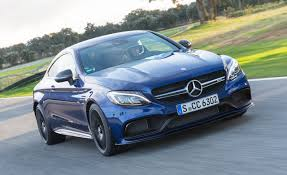 2017 Mercedes-AMG C63 Coupe First Drive – Review – Car and Driver