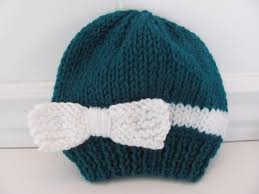 Knit Baby Hat Pattern Circular Needles Gorgeous Twenty Something Granny Knitted Baby Bow Hat