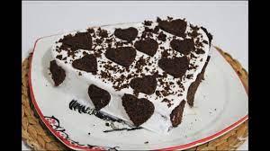 Evde Kalıp KULLANMADAN Kalpli Pasta Tarifi ❤ Pratik Pasta Tarifi ❤