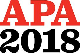 Continuing Education at APA 2018 - - APA Convention 2018