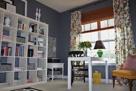 home office ikea expedit. Ikea Expedit Bookcase Ideas Home Office Contemporary With Asian Figurines