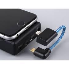 lighting cord. Blue Micro USB To Lightning Cable - Lighting Cord