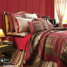 country bedding sets french