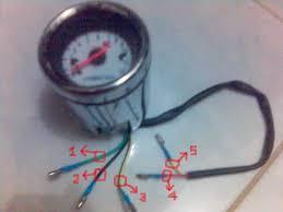 how to install a tachometer xrm pare detalyado here s the pic of type r tachometer