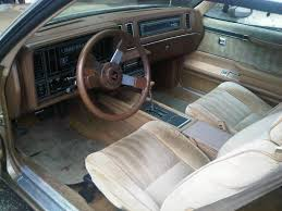 buick regal 1987 interior. interior shot of 1987 buick regal t turbo with lc2 package y56